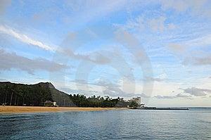 Diamond Head Crater Hawaii Stock Photo - Image: 8296030