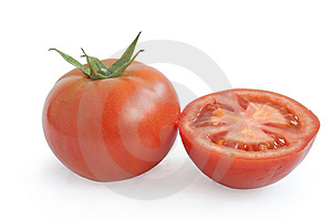 Fresh Tomato Royalty Free Stock Photo - Image: 8298015