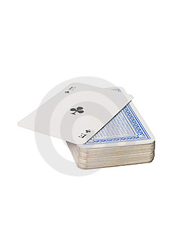 Pack Of Cards Stock Photography - Image: 8298892