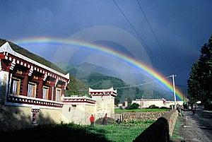 Rainbow Stock Image - Image: 8299921