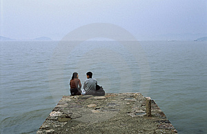 Two Person Stock Photo - Image: 832030