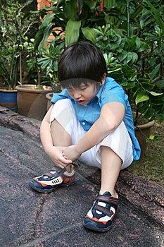 Sad Boy Stock Photography - Image: 8300032