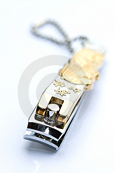 Nail Clipper Stock Photos - Image: 8301513
