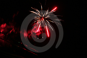 Fireworks Stock Photos - Image: 8302043