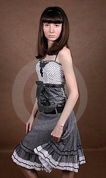 Graceful Girl Royalty Free Stock Photo - Image: 8302375