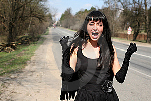 Scream Stock Photography - Image: 8302382