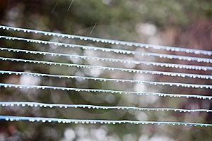 Raindrops Royalty Free Stock Image - Image: 8302436
