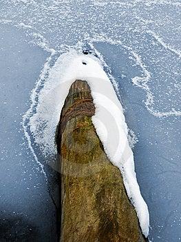 Frozen Beam Stock Photography - Image: 8302522