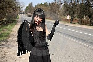 Scream Royalty Free Stock Image - Image: 8302566