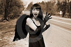 Scream Royalty Free Stock Photos - Image: 8302648