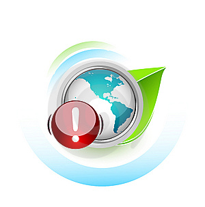 Environmental Symbol Royalty Free Stock Images - Image: 8303559