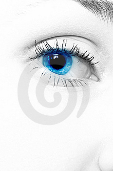 Human Eye Royalty Free Stock Images - Image: 8303609