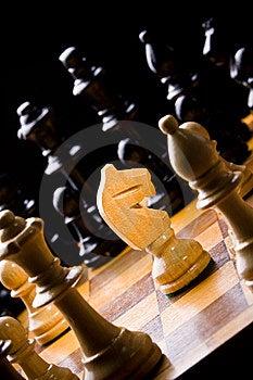 Chess Stock Image - Image: 8304351