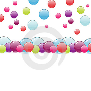 Colorful Bubbles Design Royalty Free Stock Image - Image: 8305406
