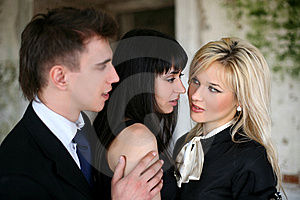 Jealousy Royalty Free Stock Photo - Image: 8306635