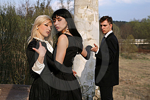 Jealousy Royalty Free Stock Images - Image: 8307219