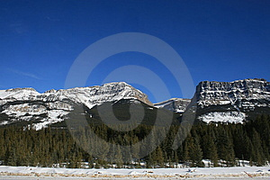 Majesty Of Rocky Mountains, Canada Royalty Free Stock Photography - Image: 8308797