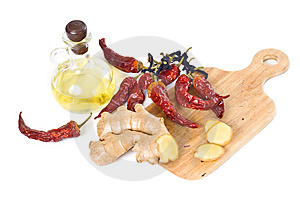 Spicy Vegetable Still Life Stock Images - Image: 8310254