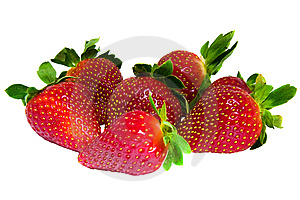 Strawberries Stock Image - Image: 8310301