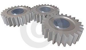 Cogwheel Royalty Free Stock Photo - Image: 8312005
