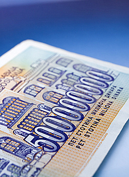 Record Inflation Royalty Free Stock Image - Image: 8313086
