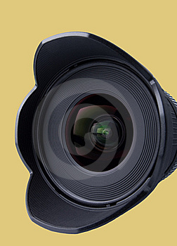 Photo Lens Stock Photos - Image: 8313803