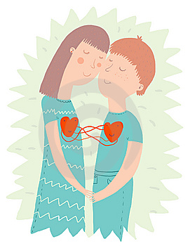 Couple In Love Stock Image - Image: 8313931