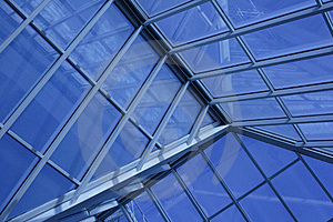 Ceiling Of A Building Of Office Royalty Free Stock Photo - Image: 8316105