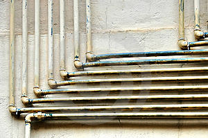 Old Pipes Royalty Free Stock Photos - Image: 8317338