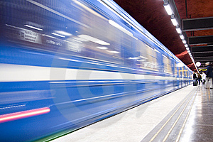 Subway Royalty Free Stock Images - Image: 8318809
