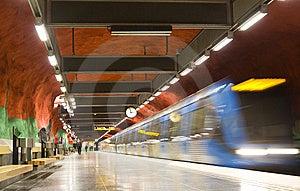 Subway Royalty Free Stock Photo - Image: 8318865