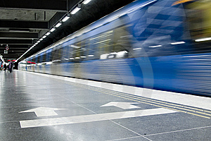 Subway Stock Images - Image: 8319004