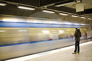 Subway Royalty Free Stock Photos - Image: 8319018