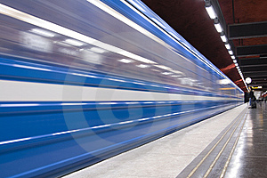 Subway Royalty Free Stock Image - Image: 8319086