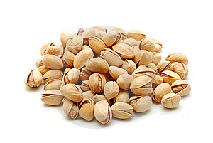 Pistachio Isolated Stock Photos - Image: 8319093