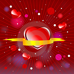 Valentine Day Wallpaper Royalty Free Stock Photos - Image: 8321518