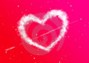 Valentine's Day Heart Stock Photos - Image: 8321533