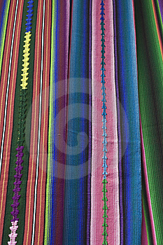Colorful Blanket Royalty Free Stock Photos - Image: 8322818