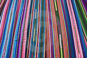 Colorful Blanket Stock Image - Image: 8322821