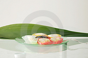 Chinese Cakes And Pastries Stock Photo - Image: 8323520