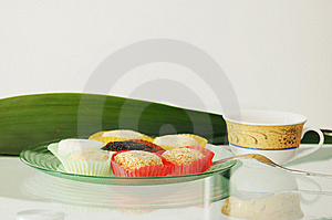 Chinese Cakes And Pastries Royalty Free Stock Image - Image: 8323526