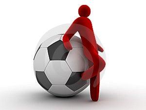 Football Stock Photos - Image: 8324213