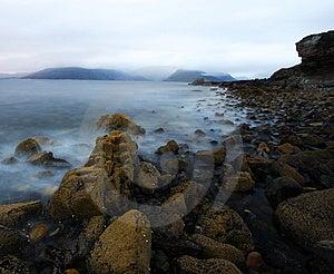 Coastal Landscape Stock Image - Image: 8324441