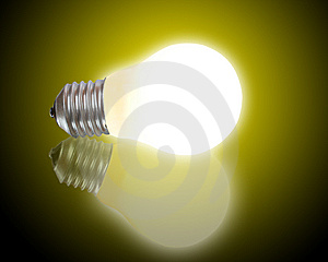 Bulb Stock Photo - Image: 8324780