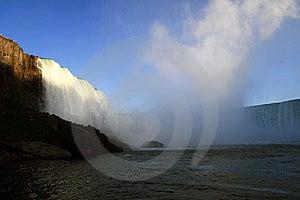Niagara Falls At Buffalo Stock Photography - Image: 8325372