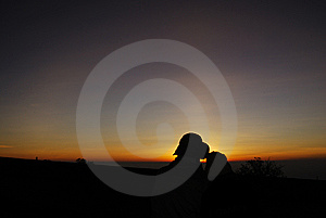 Morning Sky Royalty Free Stock Photos - Image: 8327628