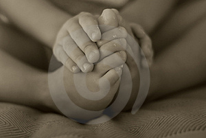 Baby Fingers And Toes Stock Images - Image: 8328384