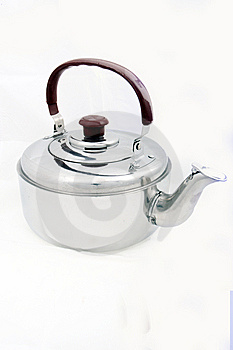 Kettle Stock Photo - Image: 8329120