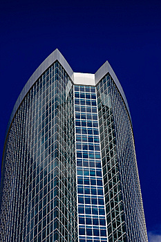 Modern Office Building Stock Photo - Image: 8329460