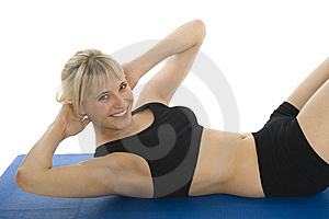 Fitness Royalty Free Stock Image - Image: 8329896